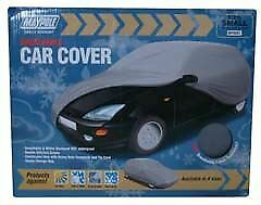 Maypole MP9851 Car Cover Small Breathable Water Resistant Adjustable Straps