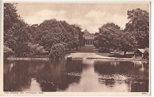 Gloucestershire; Cheltenham Spa, Pittville Park PPC, Unposted, By Photochrom