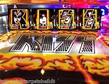 KISS STERN Pinball Target Cushioned Decals FOR PREMIUM
