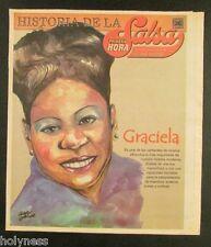 HISTORIA DE LA SALSA # 36 / GRACIELA / PRIMERA HORA / 2005 PUERTO RICO
