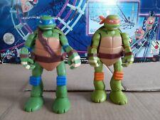 TMNT MUTATIONS Michelangelo Transforming Teenage Mutant Ninja Turtles Leonardo