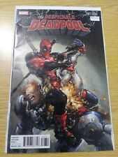 DESPICABLE DEADPOOL 287 VF- MARVEL PA15-354