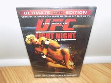 UFC - The Best of Fight Night (DVD, 2009) Ultimate DVD Edition - BRAND NEW