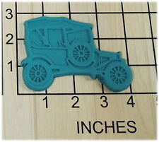 Ford Model T Automobile Fondant Cookie Cutter and Stamp #1344