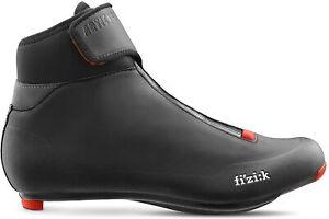 new Fizik Artica R5 Winter Road Cycling Shoes Men's 12-1/4 (EU 46)