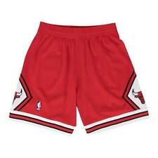 Mitchell & Ness NBA Swingman Shorts Chicago Bulls Red 1997 Basketball SMSHCBUR97