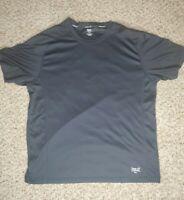 Everlast Everdri Performance T-Shirt L Black  Short-Sleeve Athletic