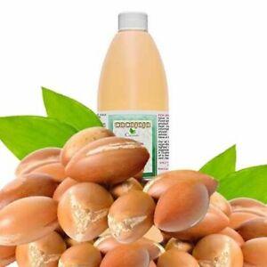 Moroccan Argan Oil 100 Pure Unrefined Cold Pressed Unscented Argon Oil 16 Oz