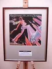 ROD STEWART ATLANTIC CROSSING ORIGINAL FRAMED ALBUM LP COVER ARTWORK