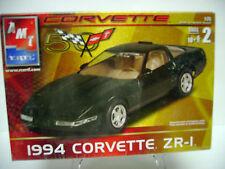 """AMT ERTL 1:25 SCALE """" 1994 CHEVROLET CORVETTE ZR-1 """"  # 31830 PLASTIC MODEL KIT"""