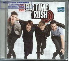 BIG TIME RUSH BTR + 5 BONUS TRACKS SOUNDTRAK CD NEW