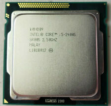 Intel CPU Core i5-2400S Quad Core LGA1155 Processor 2.50GHz SR00S