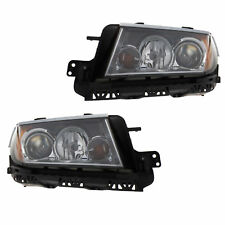OEM NEW Front Right & Left Headlight Lamp Assembly Set (2) 2010-2012 Lincoln MKZ