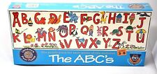 "NEW MasterPieces Floor Puzzle - THE ABC'S - 26 Big Pieces Ages 3-6 12"" x 36"""