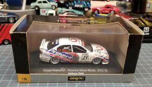 Onyx Nissan Primera GT Vodafone Racing BTCC 1998 Anthony Reid P11 G20 JDM SR20