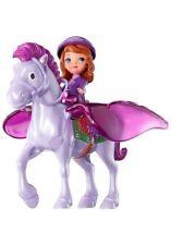 MATTEL Disney 's Sofia la prima y6651-Sofia e Minimus, bambola e cavallo