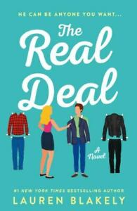 The Real Deal : A Novel by Lauren Blakely