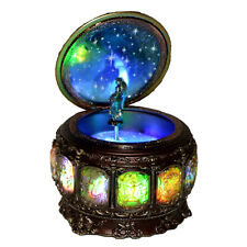 Retro Vintage Luminous Music Box Signs of Zodiac Birthday Present Gift Cancer