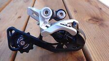 Shimano XT RD-M781SGS Dyna Sys MTB Bike Rear Derailleur Shadow 10 Speed (Silver)