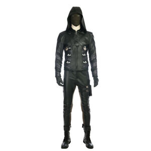 Prometheus SuperHero Cosplay Costume Halloween Outfits Customized Size