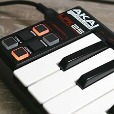 Akai Professional USB MIDI keyboard 25 keys (Mac / PC compatible) LPK 25 #Track