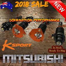 KSPORT Coilover for Mitsubishi Lancer 08-UP - Performance and Track Use