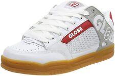 scarpe skate GLOBE tilt NUOVE white gum snowboard surf bmx