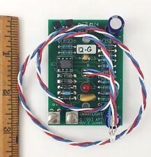 SMART LIGHT - Battery voltage indicator