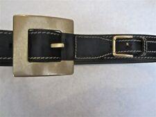 Cintura uomo PELLE DOLCE&GABBANA ORIGINALE / DOLCE&GABBANA genuine leather belt
