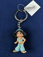 DISNEY D23 Expo 2019 Jasmine Aladdin Precious Moments Exclusive Keychain