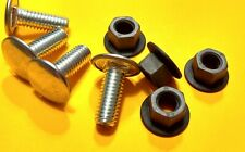 NOS Mopar Bumper Bolts / Nut 8-pc Kit Plymouth Dodge A B E Duster Cuda Belvedere