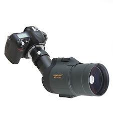 25-75x 1800mm 5500mm Telescope for Nikon D3300 DF D5300 D610 D7100 D5200 Cameras