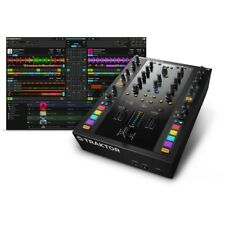 Native Instruments Traktor Kontrol Z2 2+2 Channel DJ Scratch Mixer Controller