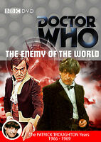 Doctor Who: The Enemy Of The World BBC Dr Who GB R2 BBC DVD - Patrick Troughton