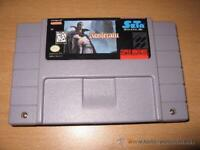 NOSFERATU SNES Super Nintendo USA NTSC 16bit 46pin (Game Card)