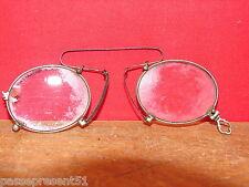 Joli ancien pince-nez, lunettes
