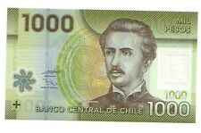 Cile Chile 1000 pesos  2010     FDS UNC   ref 4069 polymer  polimeri
