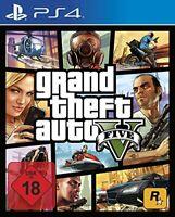 Grand Theft Auto V (5) (German Box) /ps4