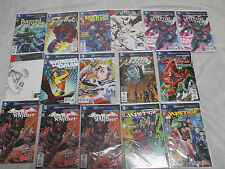 NEW 52 #7 16 out of 52 not complete set, NM womder woman, batman batgirl