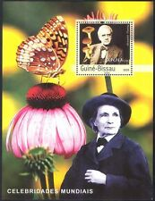 Bissau-Guinean Famous People Postal Stamps