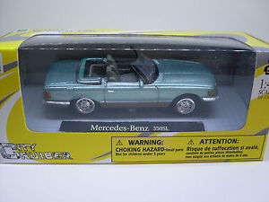 Mercedes-Benz 350SL (1971), NewRay Car Model 1:43