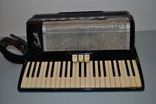 Vintage Scandalli 233/30 Piano Accordian Accordion 233 30 Made In Italy