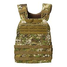 "5.11 Tactical Geo7â""¢ Tactecâ""¢ Plate Carrier 56100 / Terrain 865 - New"