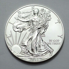 2012 American Silver Eagle Dollar 1 oz Fine Silver Uncirculated/MS