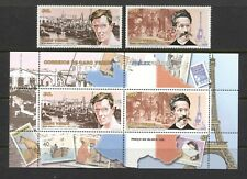 CAPE VERDE 1999, CELEBRITIES, FAMOUS PEOPLE, Scott 743-744,744a, MNH