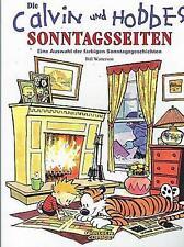 Calvin und Hobbes, Sonntagsseiten, Carlsen