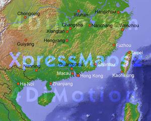 Casablanca Software Xpress-Maps 2