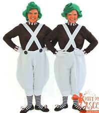 umpa lumpa Oompa Loompa costume cosplay theatre Small medium World Book Day