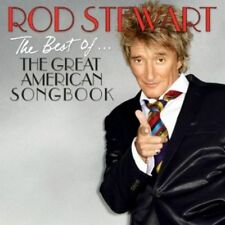 ROD STEWART - THE BEST OF.. THE GREAT AMERICAN SONGS [CD]