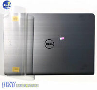 """NEW Dell Inspiron 15 5547 15.6"""" LCD Back Cover Silver AM13G000500 3RPWH US Sell"""